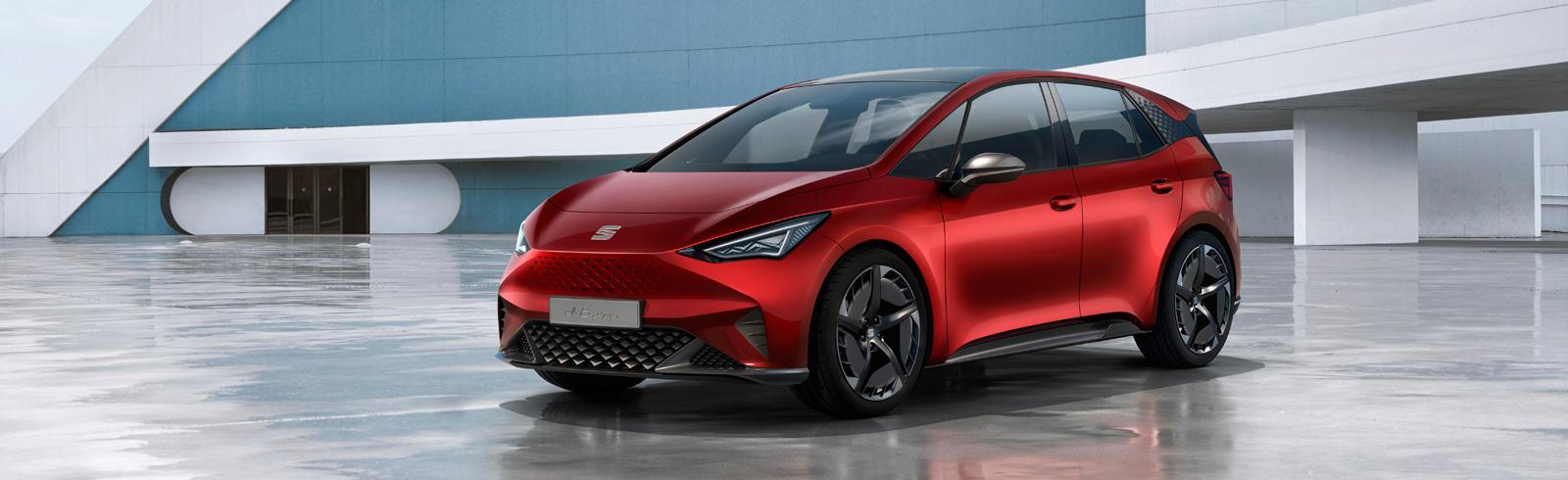Seat el-Born concept goes official