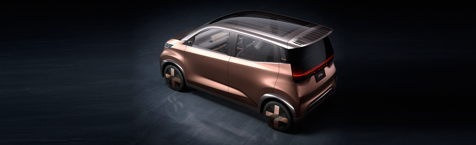 The Nissan IMk concept hints at the new direction of Nissan's design language