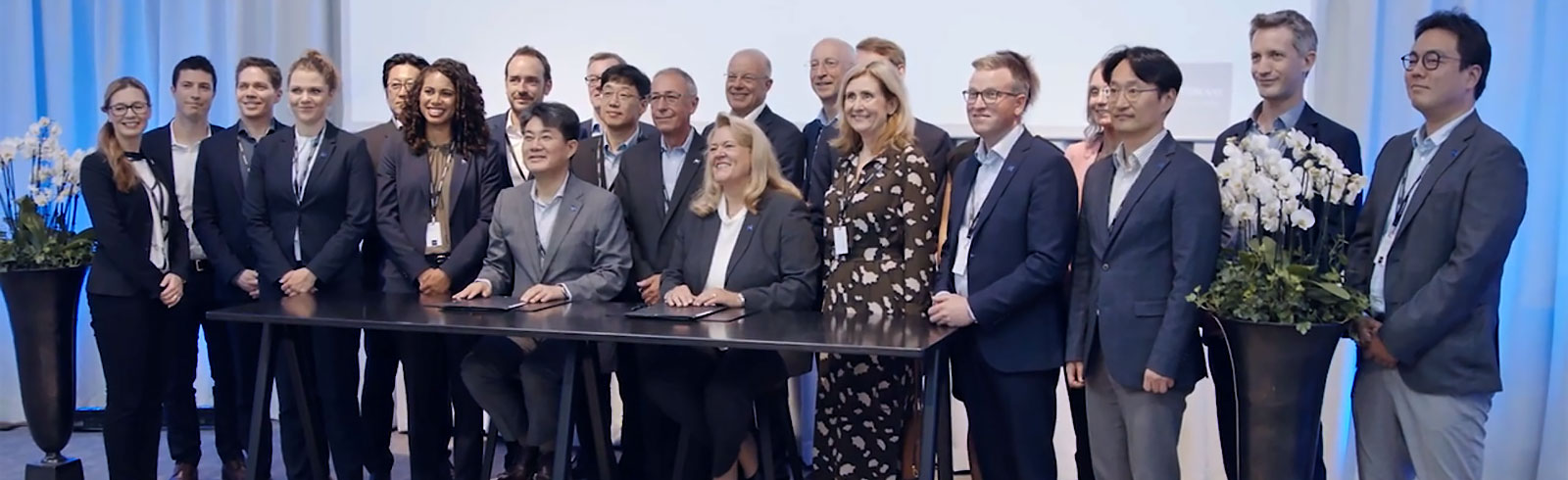 Samsung SDI to produce battery packs for Volvo's electric trucks
