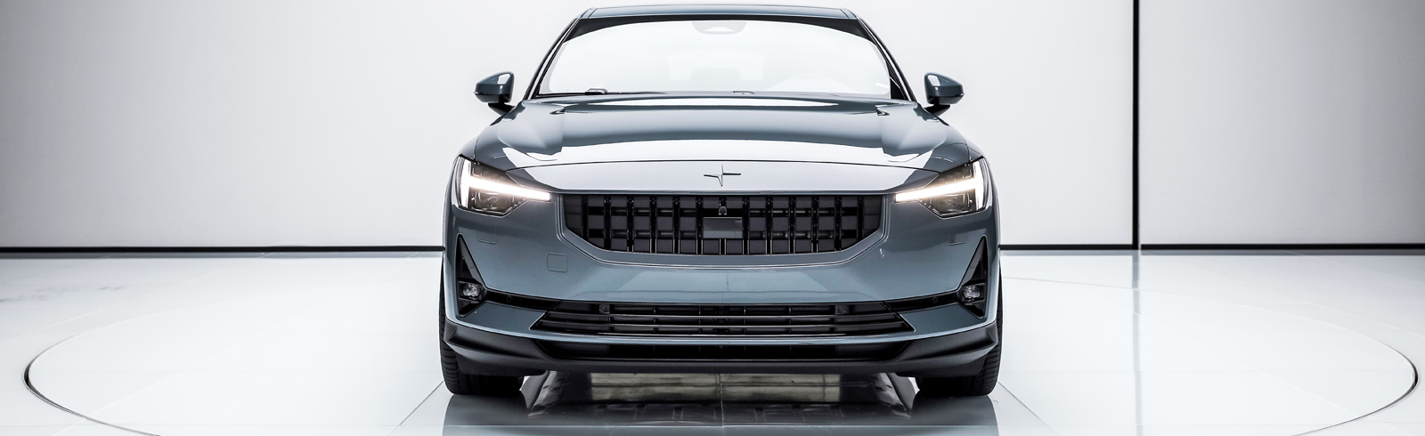 Polestar 2 debuts in China, local production is planned for early 2020