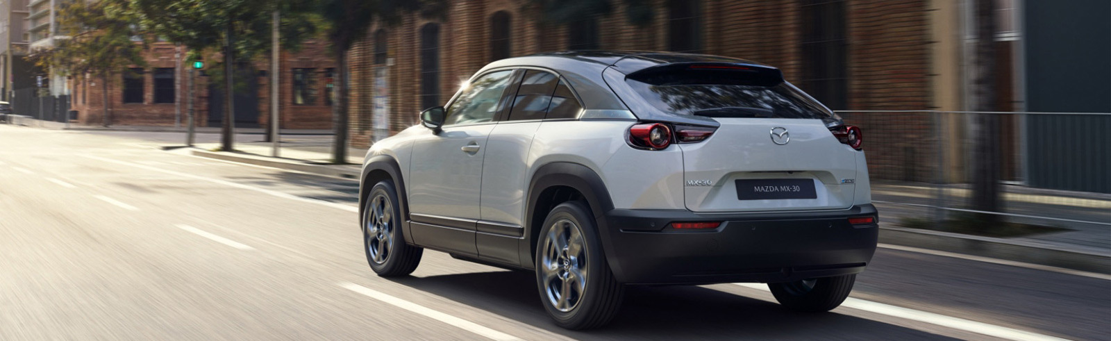 Mazda MX-30 will go on sale in the USA this fall
