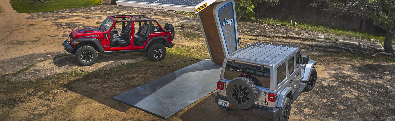 Jeep will offer a fully electric 4xe vehicle in every SUV segment by 2025
