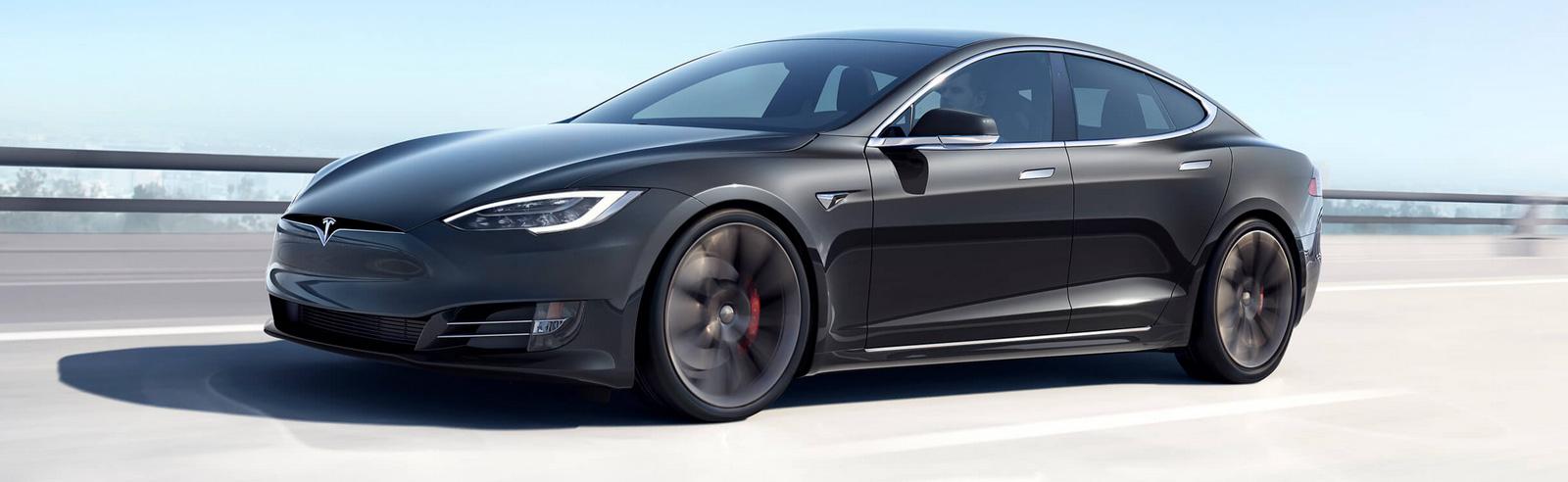 Tesla Model S P100D+ with a Plaid drivetrain sum-up