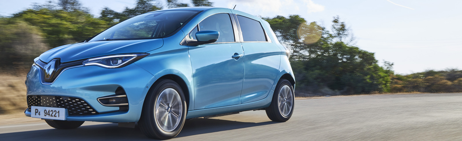 Renault Zoe is the best-selling car in Europe for the first half of 2020