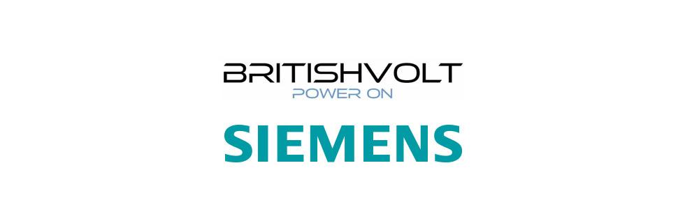 Britishvolt enters exclusive technology collaboration with Siemens UK