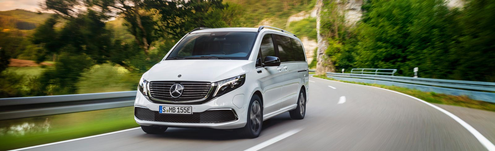 Mercedes-Benz EQV - the world's first all-electric MPV - is official