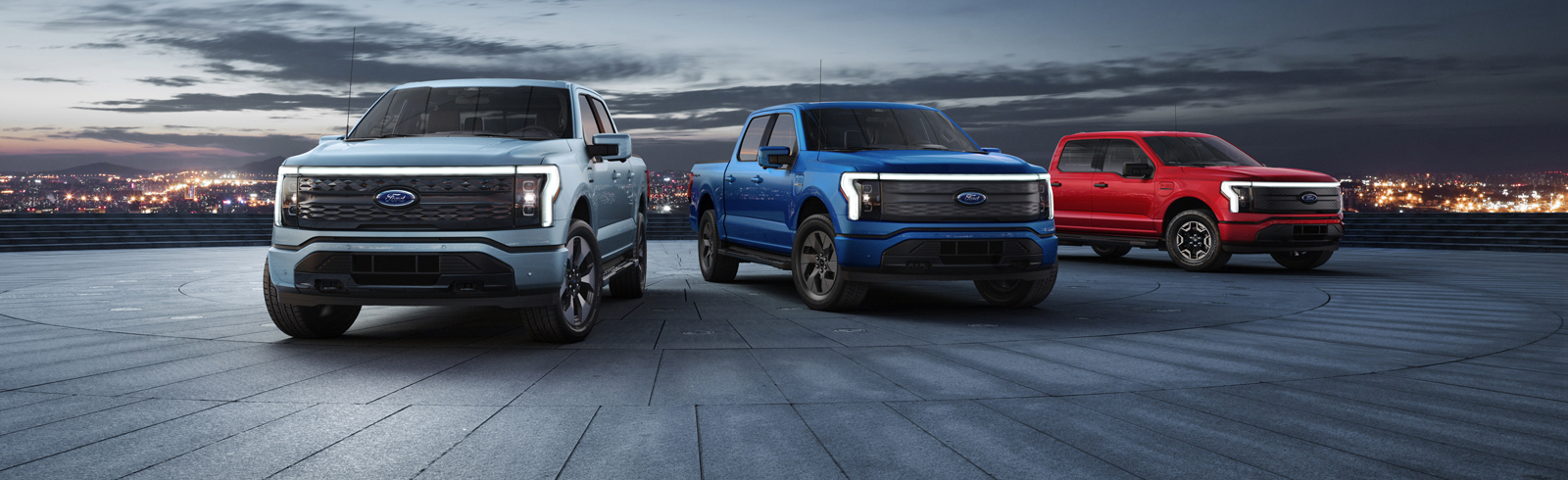All-electric Ford F-150 Lightning - specifications and features, prices