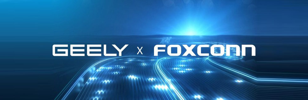 Geely and Foxconn form a JV for the production of EVs