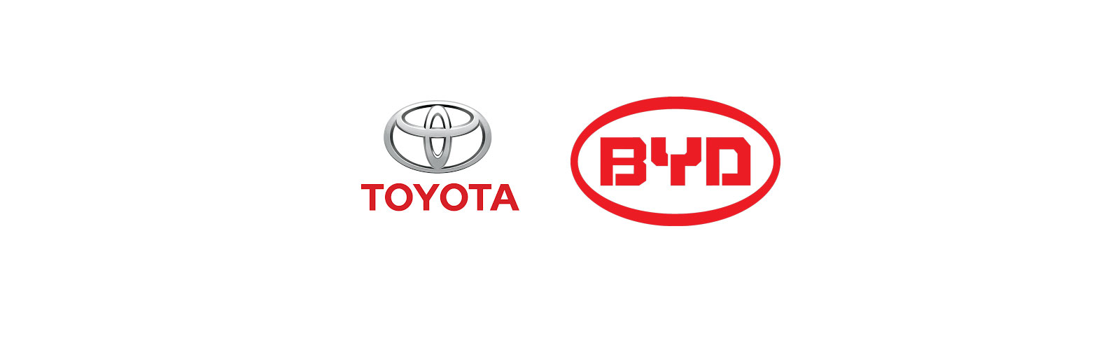 Toyota and BYD formed a joint venture for R&D on BEVs
